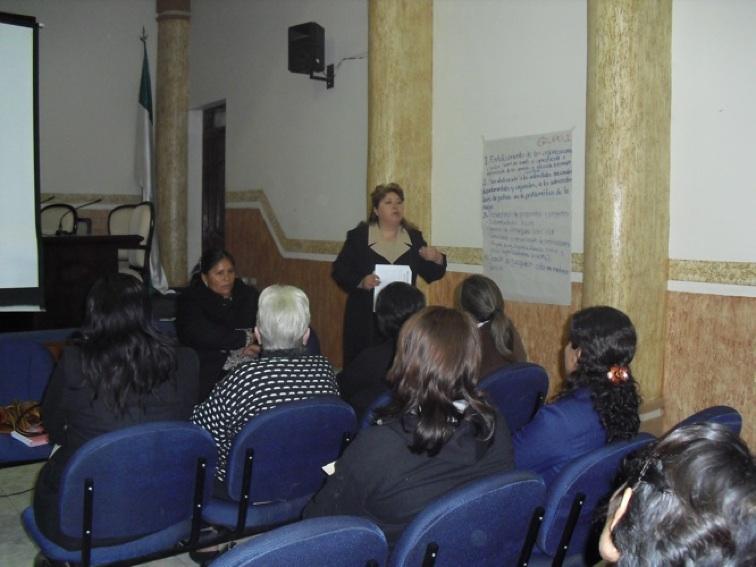 JusticeMaker Veronica Marisol Quiroga