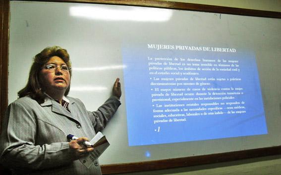 2011 JusticeMaker Verónica Marisol Quiroga Pando