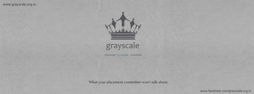 Grayscale Banner